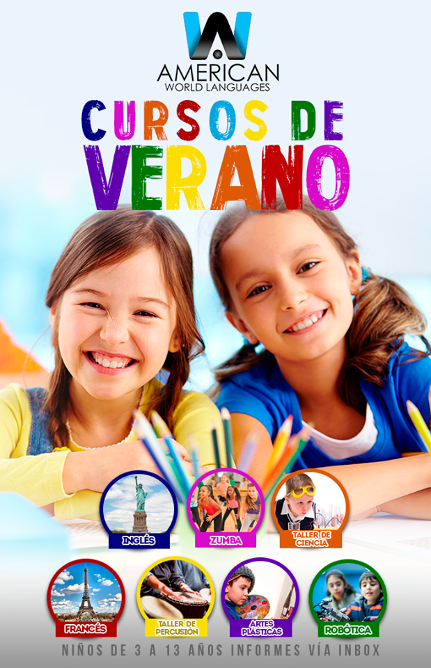 American World Languages Cursos de Verano 2017
