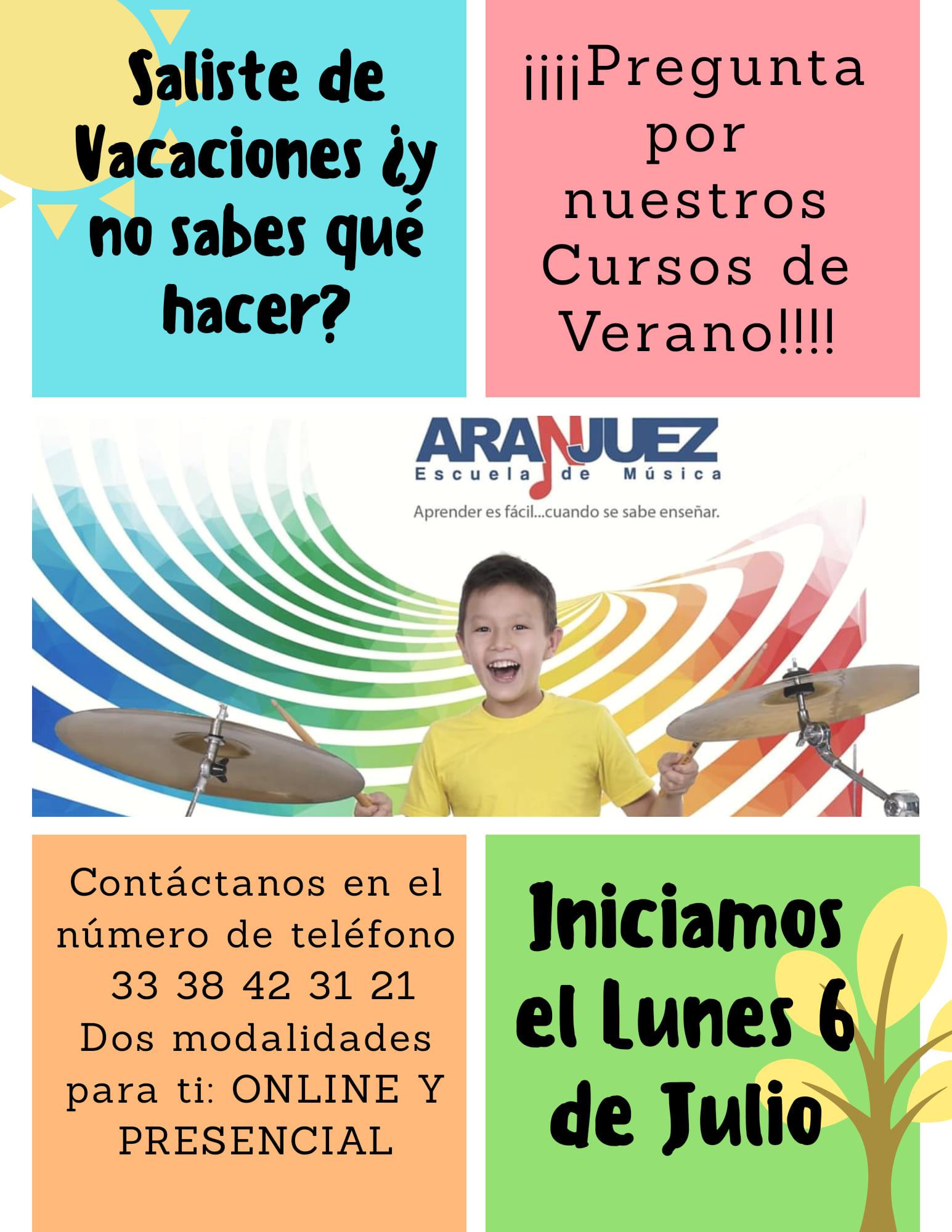 Academia de música Aranjuez
