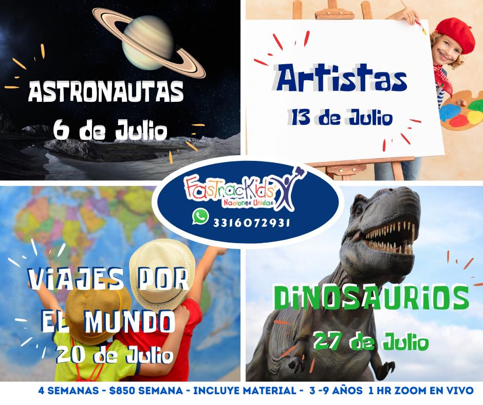 Fastrackids Camps